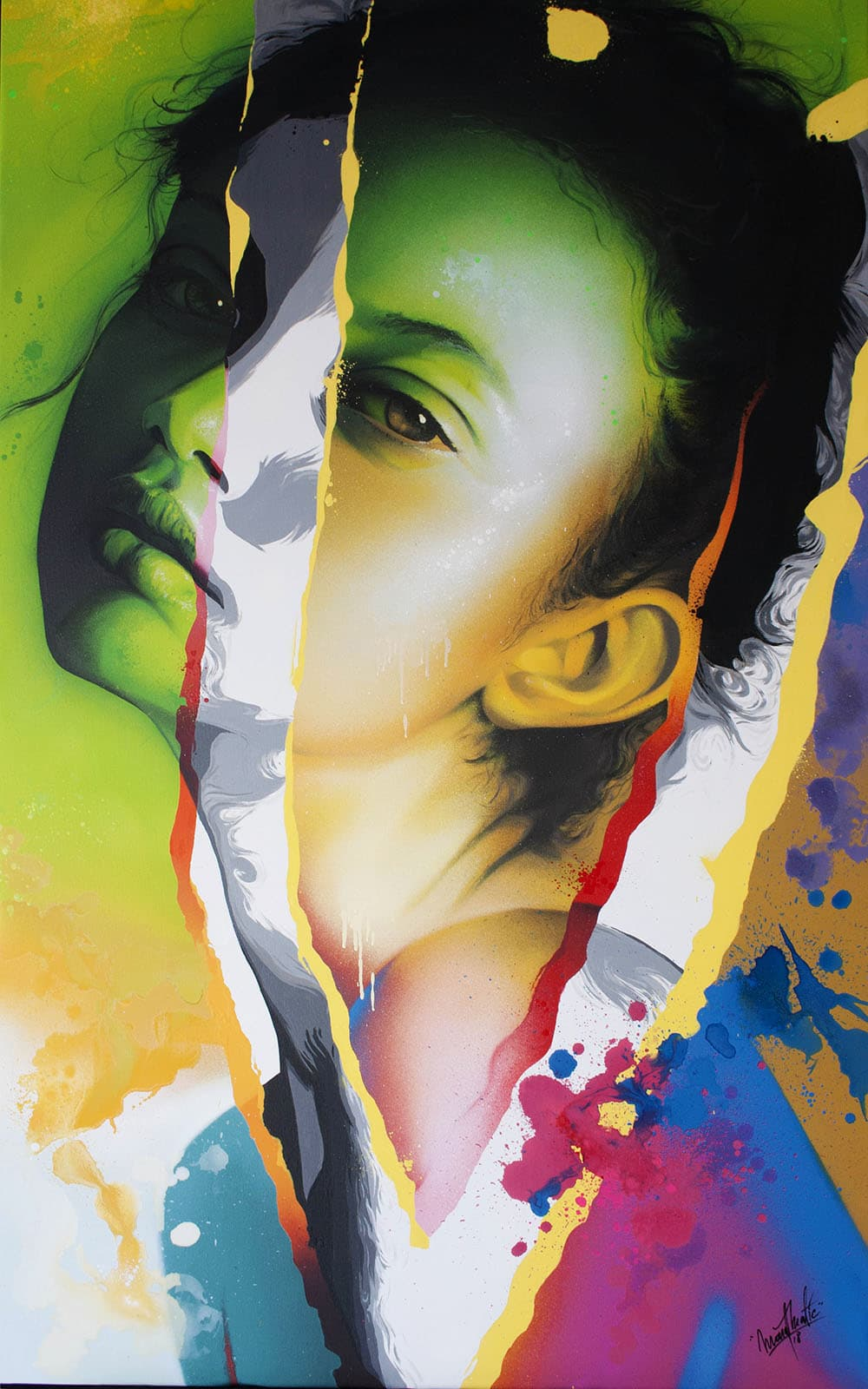 Art about identity